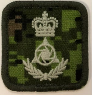 Army PA Imagery Tech L4 Badge