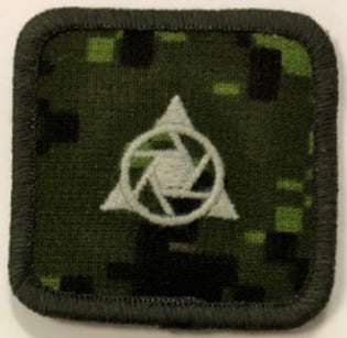 Army PA Imagery Tech L1 Badge