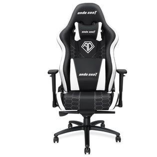 Anda Seat Spirit King Series Gaming Chair Black/White AD4XL-05-BW-PV-W03 (EA1)