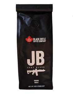 Just Black Blend Ground 12oz