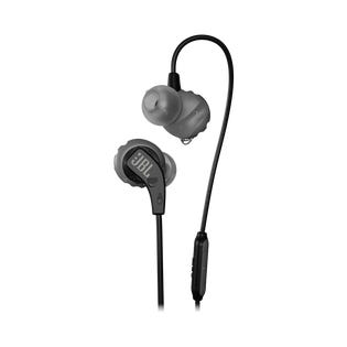 JBL Run In-Ear Wired Headphone with Microphone JBLENDURRUNBLKAM