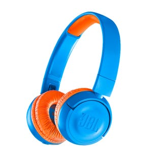 JBL Junior Wireless On Ear Headphones JBLJR300BTUNOAM