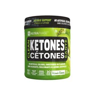 Nutraphase Ketones - Kiwi Lime 30 Servings