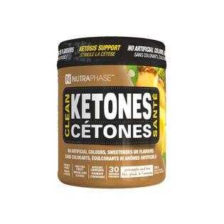 Nutraphase Ketones - Pineapple Iced Tea 30 Servings