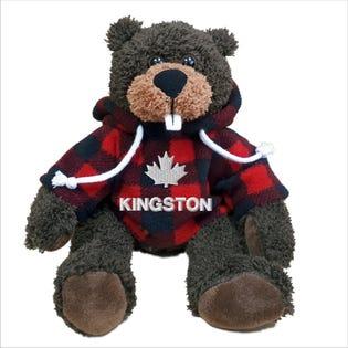 """Kingston Beaver Plush 10"""""""