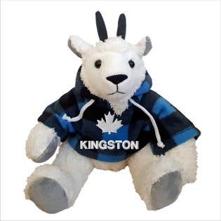 """Kingston Goat Plush 10"""""""