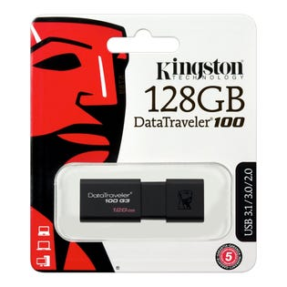 Kingston 128GB USB 3.0 DT