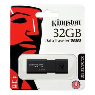 Kingston 32GB USB 3.0 DT