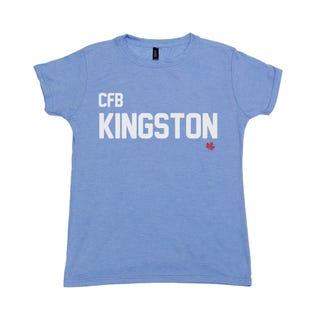 T-Shirt pour femme de la CFB Kingston