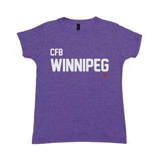 CFB Winnipeg Women's T-Shirt