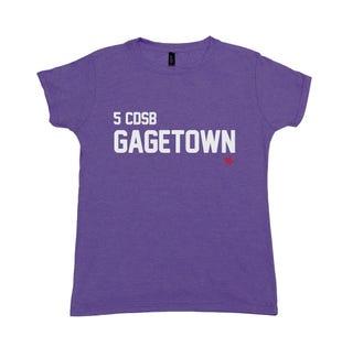 5 CDSB Gagetown Women's T-Shirt