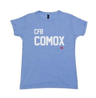T-Shirt pour femme de la CFB Comox