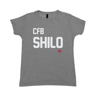 T-Shirt pour femme de la CFB Shilo