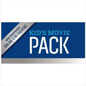 LANDMARK Kid's Movie Pack