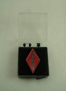 CANSOFCOM Lapel Pin