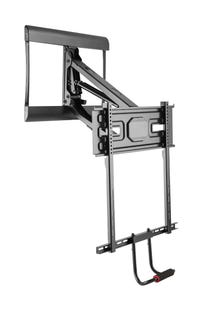 Tygerclaw Pull-Down Mantel Wall Mount for 43 in. to 70 in LCD3485BLK (EA1)