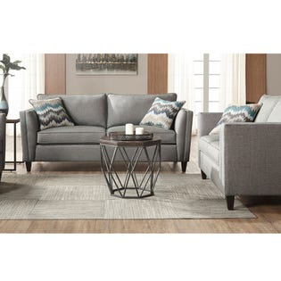 C.A. Munro Furniture Loveseat Couch Awesome Gunmetal LH9300-02AG
