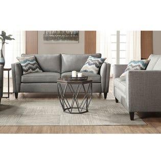 C. A. Munro Furniture Sofa Awesome Gunmetal LH9300-03AG