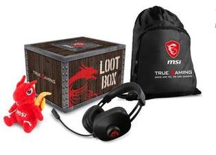 MSI Loot Box Pack