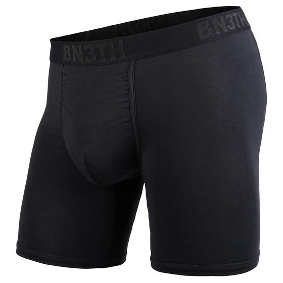 Bn3Th Men's Breathe Boxer Black