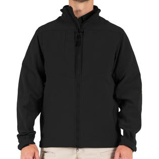First Tactical Men's Tactix Series Softshell Jacket Black (EA1)