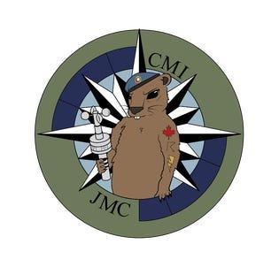 JMC Mascot Sticker