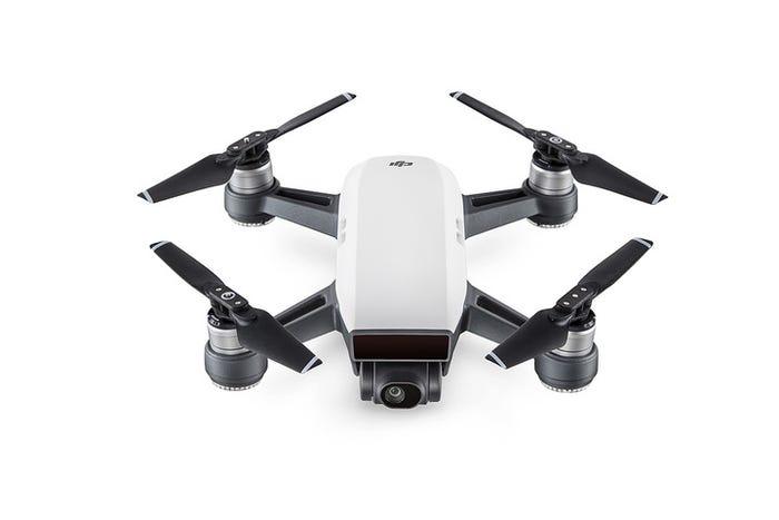 DJI Alpine Spark Mini White Drone