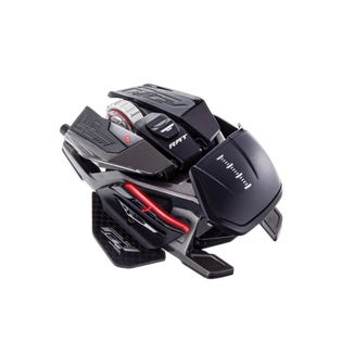 Madcatz The Authentic r.a.t. pro x3 Gaming Mouse MR05DCINBL01(EA1)