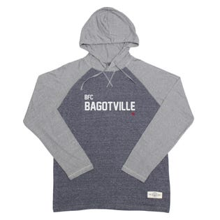 BFC Bagotville Slub Hooded Shirt