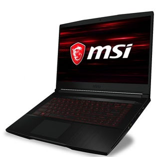 MSI GF63 Thin 10SCXR GTX1650 Max Q Laptop