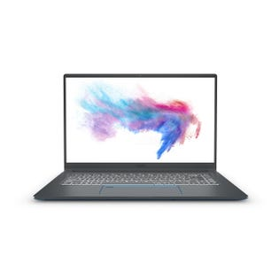 MSI Prestige 15.6in Laptop GTX1650