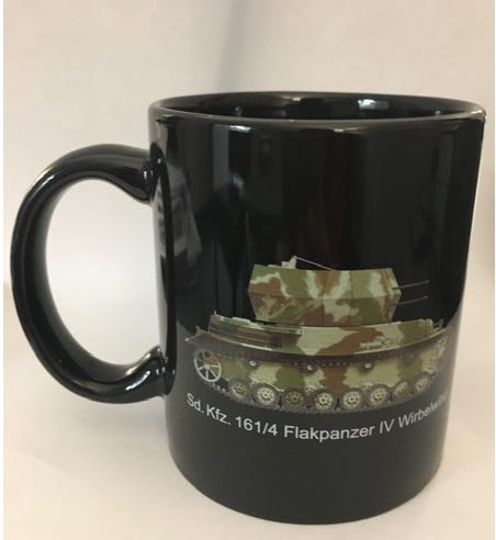 Flakpanzer Coffee Mug