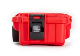Nanuk Case 903 First Aid Logo Empty Red (EA1)