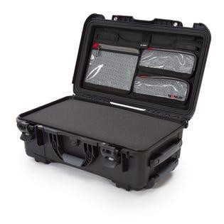 Mallette de protection avec mousse 935 de Nanuk, noir (EA1)