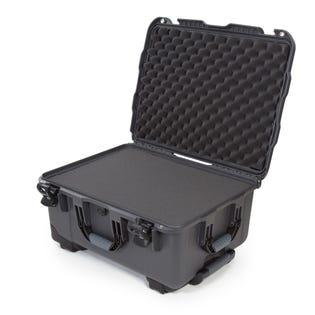 Mallette de protection avec mousse 950 de Nanuk, graphite(EA1)