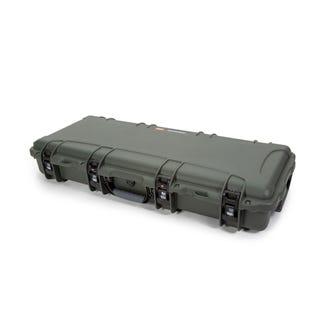 Nanuk 985 AR 15 Case with Foam Olive (EA1)