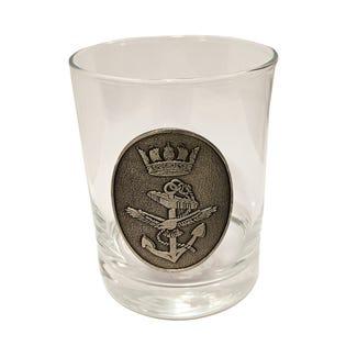 Verre à whisky de la Marine