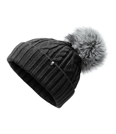 The North Face Women's Oh Mega Beanie Black