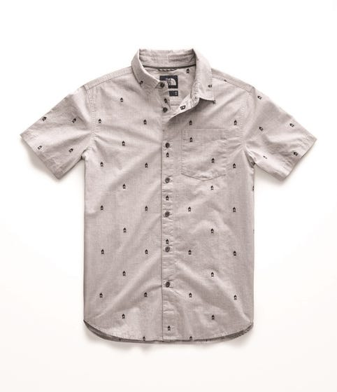 NORTH FACE SS Baytrail Button Shirt