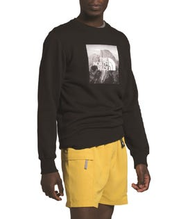 THE NORTH FACE Patch Ideals Long Sleeve T-Shirt