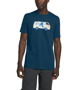 The North Face Men's Outdoor Tee Blue