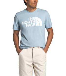 The North Face Men's Half Dome Tee Blue