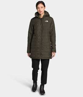 The North Face Women's Mossbud Parka Green