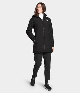 The North Face Women's Mossbud Parka Black