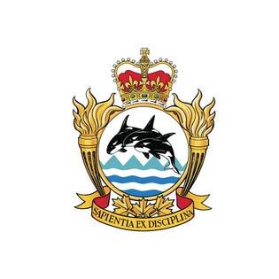 Naval Fleet School (Pacific) Sticker