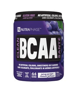 Nutraphase BCAA - Juicy Grape 44 Servings