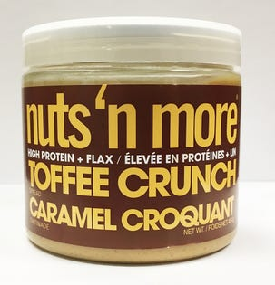 Nuts n' More - Toffee Crunch 1lb