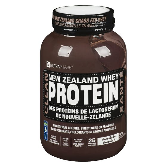 Nutraphase NZ Whey Protein - Chocolate 25 Servings