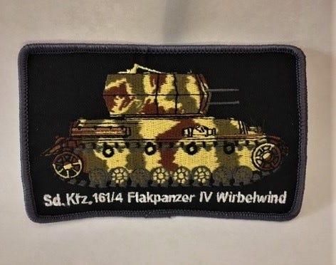 Flakpanzer Patch