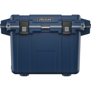 Pelican 50QT Elite Cooler 50Q-1-PACBLUGRY (EA1)
